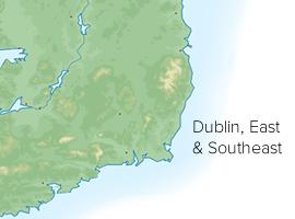 Ireland - Dublin & East Coast