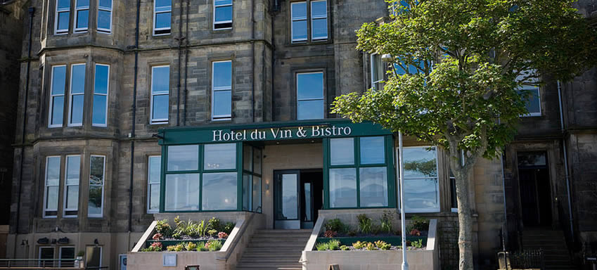 Golf Trips In Ireland And Scotland With Dunbar Tours Hotel Du Vin St Andrews