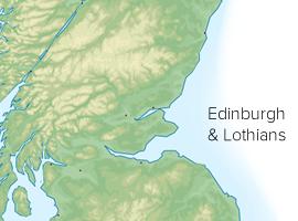 Scotland - Lothians & Edinburgh