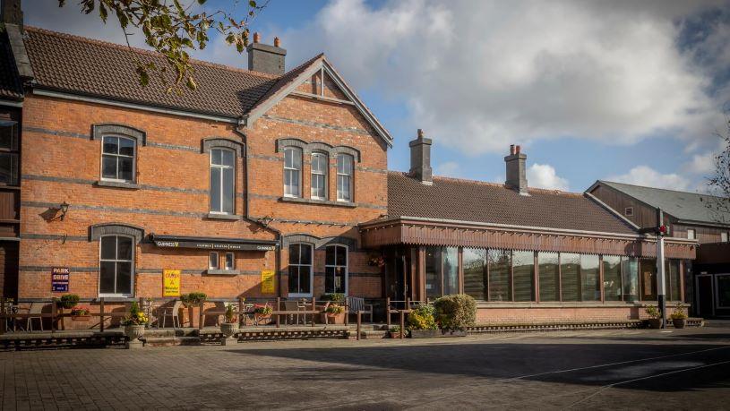 Clifden Station House