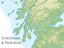 Scotland - Perth & St Andrews