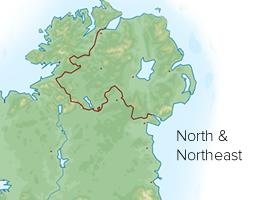 Ireland - North & Northeast