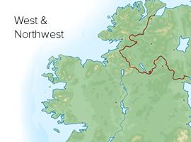 Ireland - West & Northwest